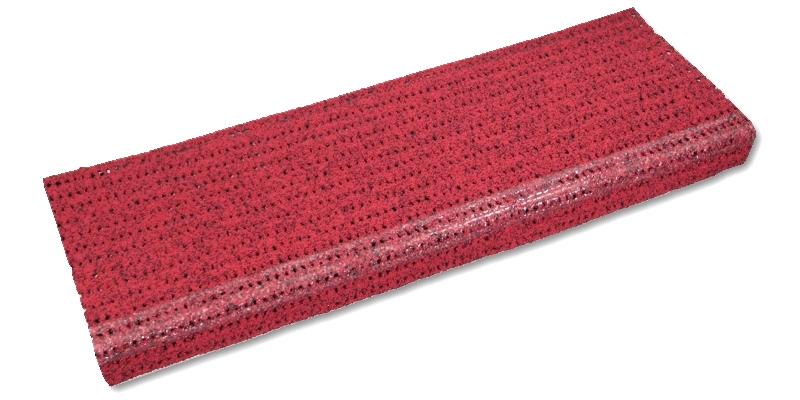 ako winkel stufenmatten farbe rot f r au en stufenmatten. Black Bedroom Furniture Sets. Home Design Ideas